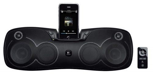 Audio Docks & Mini Speakers Temperate Logitech Docking Speaker