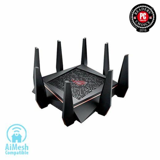 Rock-solid routers