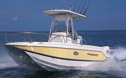 Stieger craft boats