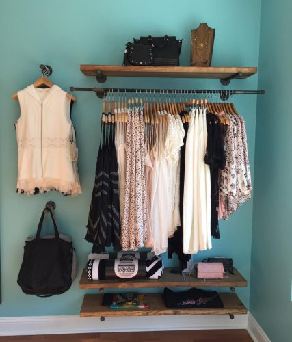 Creating More Storage in the Front-Hall Closet