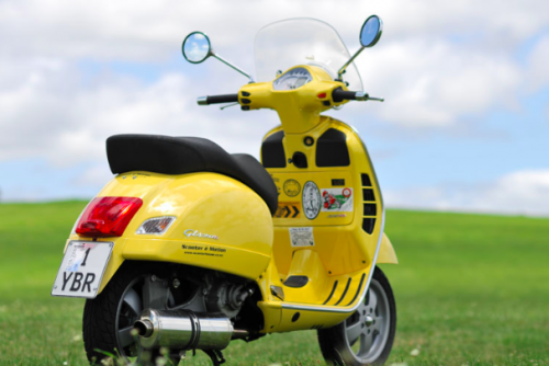 Vespa GTS 250 Review