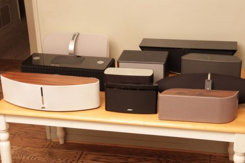 wireless speakers we tested