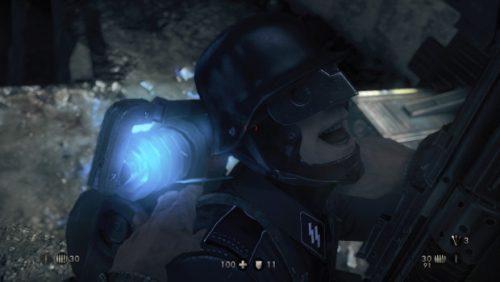 """B.J. calls his stealth kills """"commando hugs."""""""