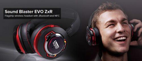 Creative EVO ZxR Sound Blaster EVO Zx