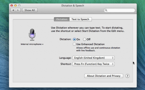 How to Use Dictation on your Mac