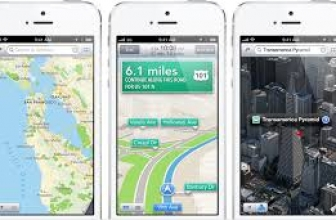 Apple Stock Dropped  Google Maps with Time to Spare
